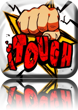 iTough Joke Generator HD - Tough Guy Facts! App Icon